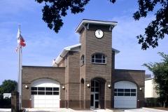 Cobb County Fire Station #5 - Exterior #1 LR